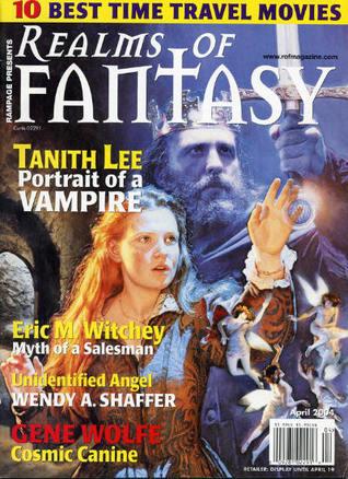 Realms of Fantasy, April 2004