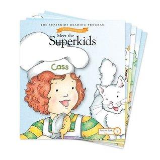 Meet the Superkids (Student Book, Unit 1-13, Set of 13 Books)