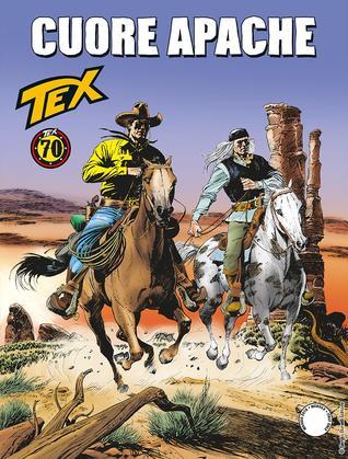 Tex n. 691: Cuore Apache