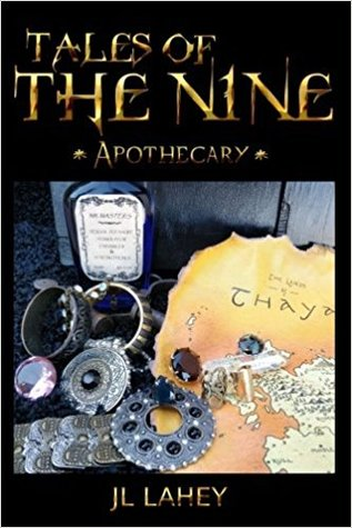 Tales of the nine: apothecary by J L  Lahey Free kobo ebooks download