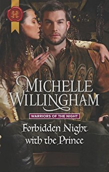 Forbidden Night with the Prince (Warriors of the Night #3)