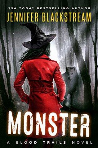 Cover: Monster by Jennifer Blackstream