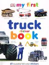 My First Truck Sticker Book