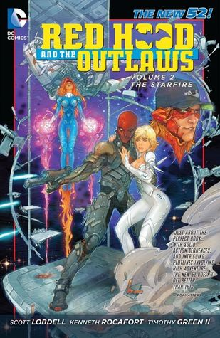 Red Hood and the Outlaws, Volume 2: The Starfire