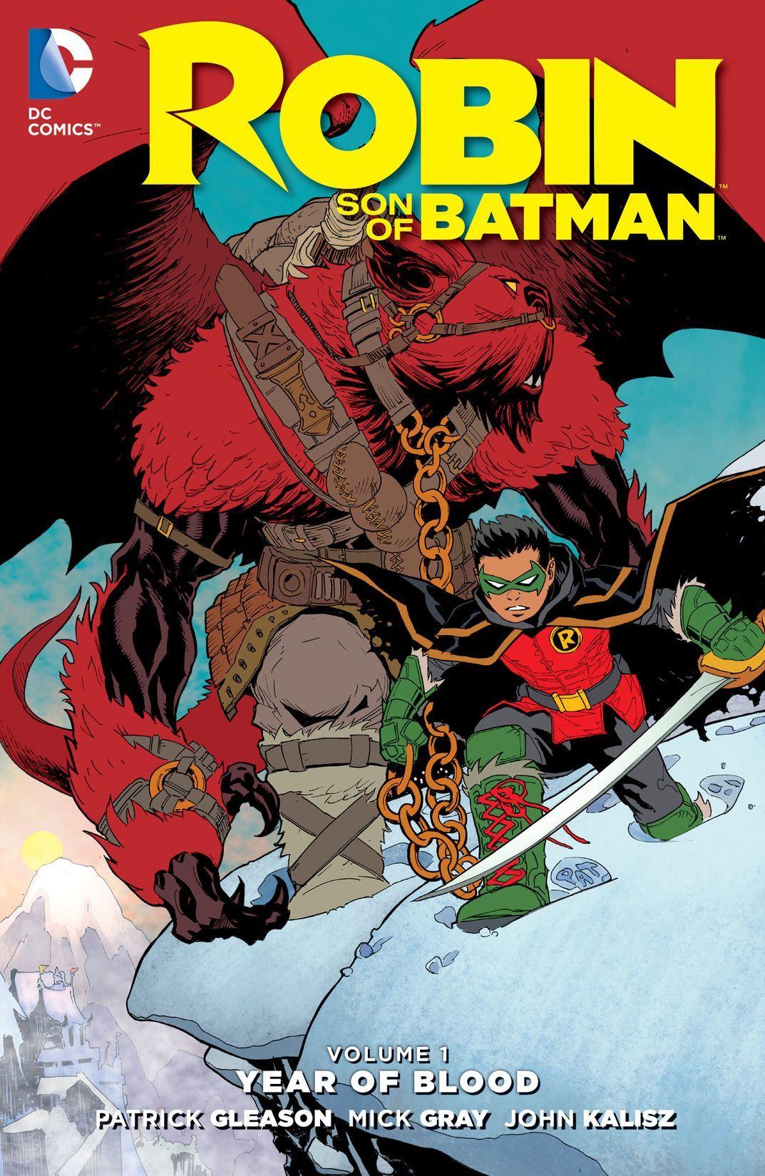 Robin: Son of Batman, Volume 1: Year of Blood