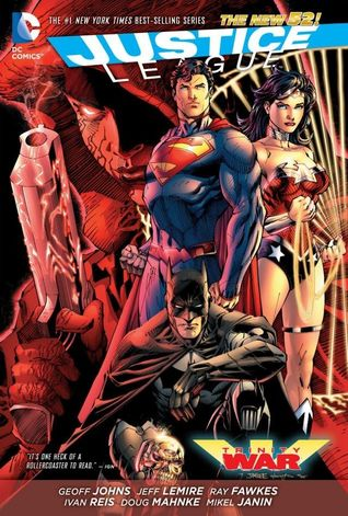 Justice League: Trinity War