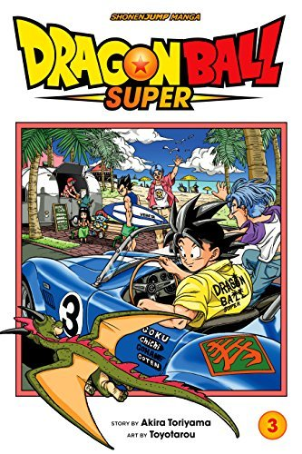 Dragon Ball Super, Vol. 3: Zero Mortal Project!