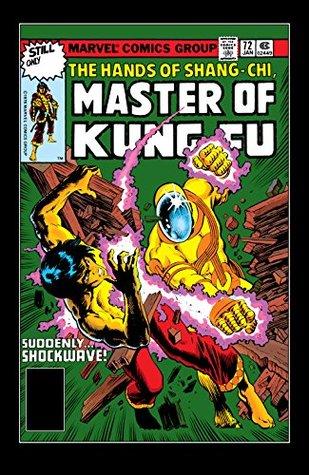 Master of Kung fu (1974-1983) #72