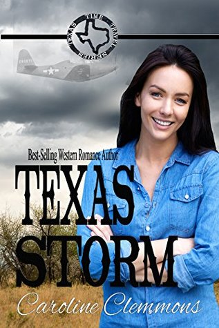 Texas Storm (Texas Time Travel Book 3)