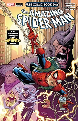 FCBD 2018: Amazing Spider-Man/Guardians of the Galaxy #1