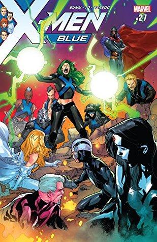 X-Men Blue (2017-) #27