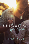 Rescuing Broken (The Kane Brothers, #1)