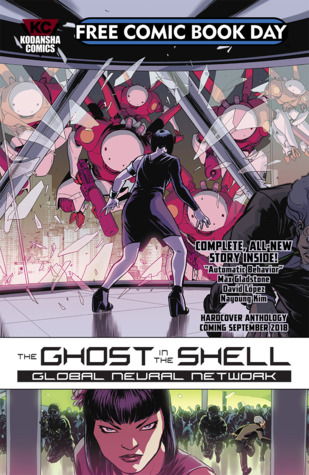 The Ghost in the Shell (Free Comic Book Day 2018)