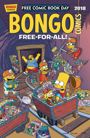 Bongo Comics: Free-For-All (Free Comic Book Day 2018)