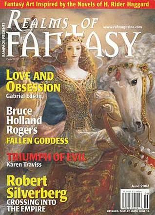 Realms of Fantasy (Volume 9 Number 5) (June 2003)