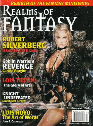 Realms of Fantasy (Volume 9 Number 2) (Dec 2002)