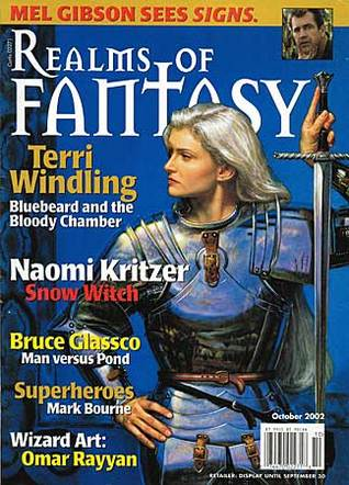 Realms of Fantasy (Volume 9 Number 1) (Oct 2002)