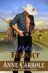 The Loner's Heart (Hearts of Wyoming, #4)
