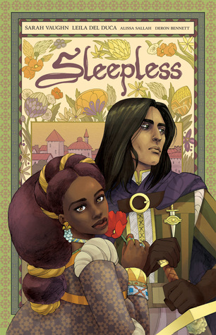 Sleepless, Vol. 1 (Sleepless, #1)
