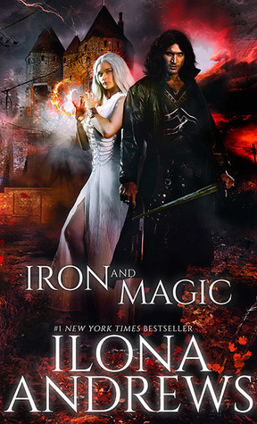 "Résultat de recherche d'images pour ""iron and magic by ilona andrews"""