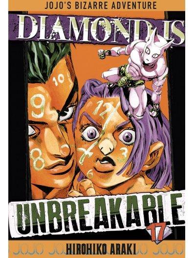 Jojo's - Diamond Is Unbreakable, tome 17