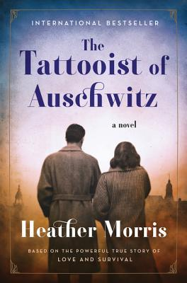 Cover of The Tattooist of Auschwitz as shown on Goodreads.
