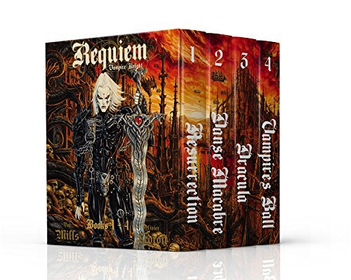 Requiem Vampire Knight Books 1-4: Boxed Set