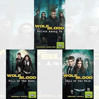 Wolfblood Collection 3 Books Bundle