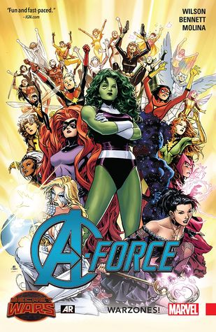 A-Force, Vol. 1 by G. Willow Wilson