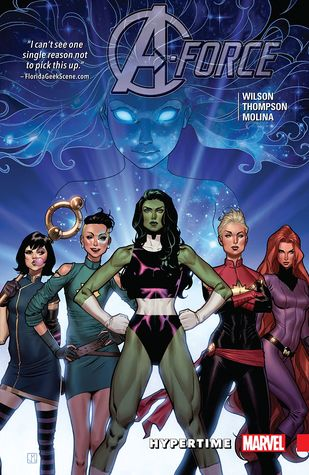 A-Force, Volume 1 by G. Willow Wilson