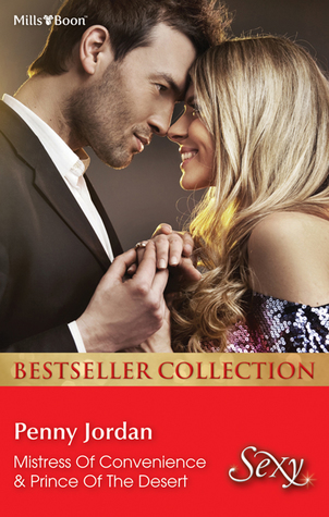 Penny Jordan Bestseller Collection 201204/Mistress Of Convenience/PrinceOf The Desert
