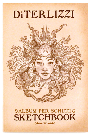 Tony DiTerlizzi Album Per Schizzi Sketchbook