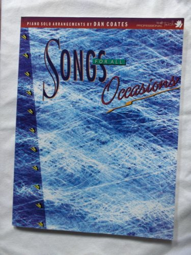 Songs for All Occasions: Piano Solo Arrangements