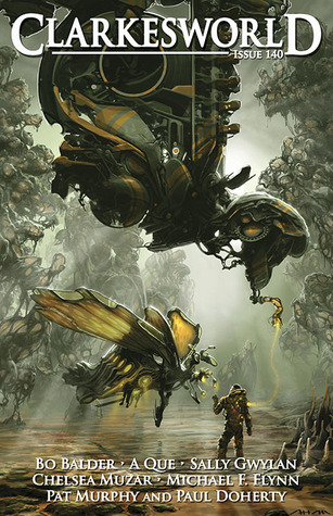 Clarkesworld Magazine, Issue 140 (Clarkesworld Magazine, #140)