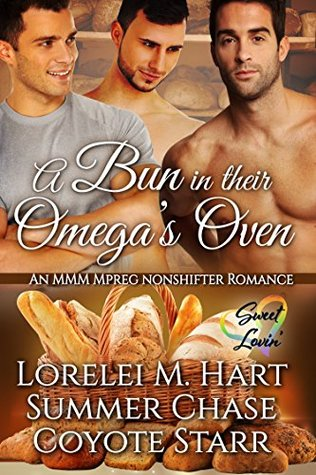 A Bun in their Omega's Oven (Sweet Lovin' #1)