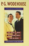 """The Jeeves Collection: """"Stiff Upper Lip, Jeeves"""", """"Inimitable Jeeves"""", """"Carry on, Jeeves"""""""