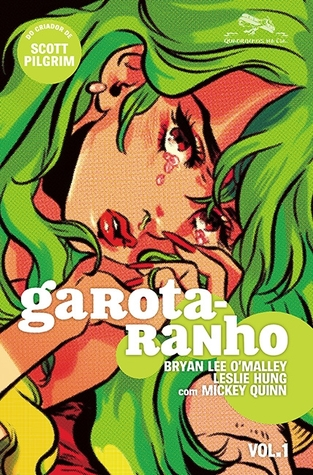 Snotgirl Vol 1 Green Hair Dont Care By Bryan Lee Omalley