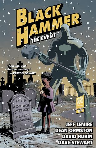 Black Hammer, Vol. 2