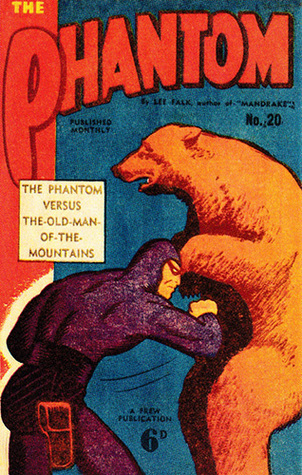 The Phantom #20: Castle in the Clouds, Part 2 / The Ismani Cannibals