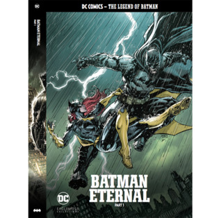 Batman Eternal Part 1 (DC Comics - The Legend of Batman Special #1)