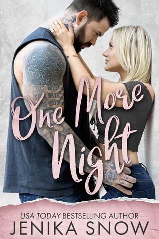 One More Night by Jenika Snow