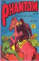 The Phantom #49: The Haunted Castle