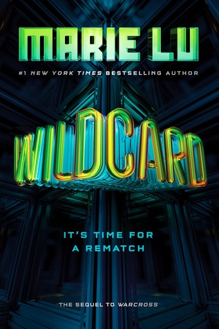 3 Reasons To Read… Wildcard by Marie Lu