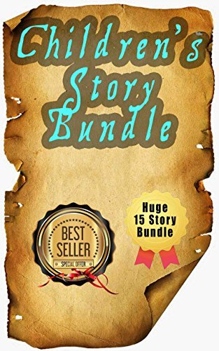 Little Readers Short Story Bundle 6: 15 STORIES WITH PICTURES (Childrens Books, Kids, Bedtime Stories, Family, School, Life Lessons)