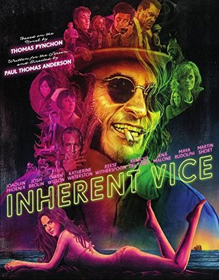 MOVIE SCRIPTS - INHERENT VICE: SCREENPLAY BOOK