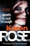 Death is Not Enough (Romantic Suspense, #21; Baltimore, #6)