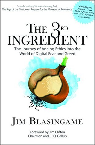 The 3rd Ingredient: The Journey of Analog Ethics into the World of Digital Fear and Greed