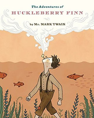 Adventures of Huckleberry Finn by Mark Twain: Mark Twain's story about a young boy and his journey down the Mississippi was the first great novel to speak in a truly American voice.