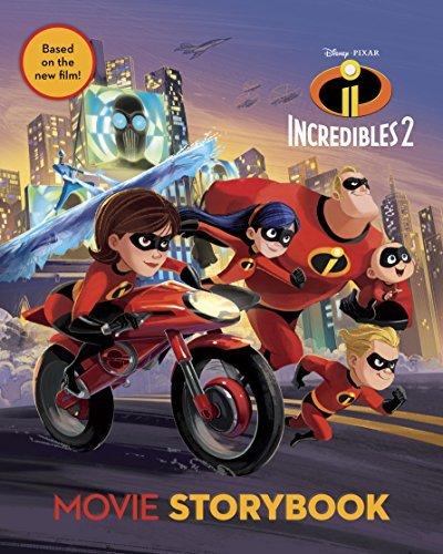 The Incredibles 2 Movie Storybook (Disney Movie Storybook (eBook))