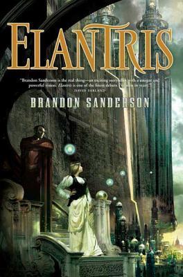 Elantris (Elantris, #1)